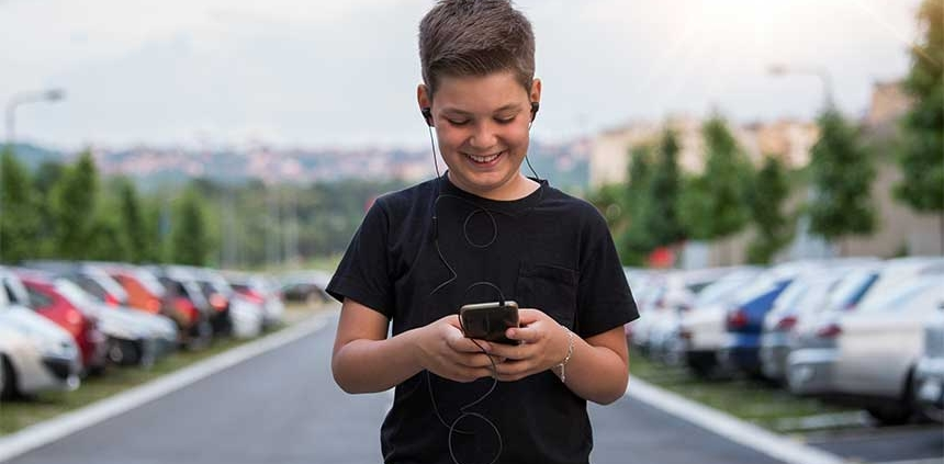 How to locate your child's phone?