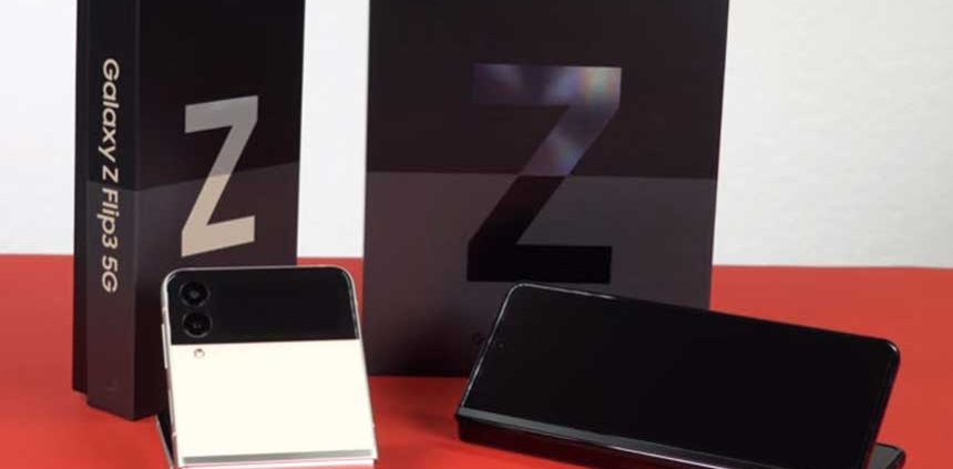 Foldable smartphone: Samsung Galaxy Z Fold 3 or Z Flip 3, which to choose